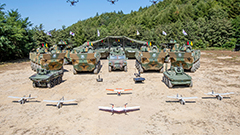 South Korean army unveils Army TIGER 4.0 combat system