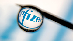 Pfizer enters mid-to-late stag