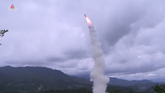 N. Korea fires what analysts believe to be hypersonic missile