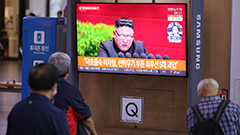 N. Korea says it has developed hypersonic missile using 'missile fuel ampoule'