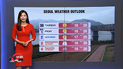 Rain soaks entire country, pleasant weather on Thursday