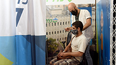 Israelis to need booster shot to visit certain public places