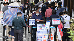 S. Korea confirms 2,885 new cases of COVID-19 as of Wednesday