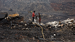 India facing severe power crisis due to coal supply shortages