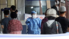 S. Korea reports 2,028 cases of COVID-19 on Wed.; breakthrough cases above 20%