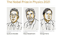 2021 Nobel Prize in Physics: A