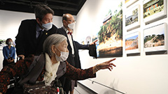 'Unforgettable Memories' exhibition showcases pictures of N. Korea for people separated from family members by Korean War
