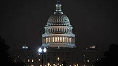 U.S. Senate reaches temporary truce in debt ceiling standoff to temporarily avert possible default