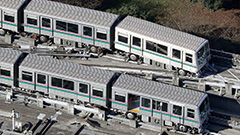 5.9 magnitude earthquake causes commuting chaos in Japan, injures at least 32