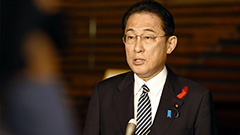 New Japanese PM's first policy speech: foreign policy analysis