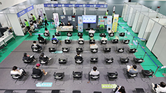 S. Korea administers first booster shots to medical staff on Tuesday
