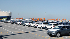 Korean carmakers' output down 33.1% y/y in Sept.; sales of eco-friendly cars up