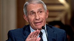 Unvaccinated Americans create danger of 5th COVID-19 wave: Fauci