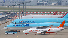 No. of international travelers at Incheon International Airport up 44% y/y in August