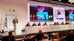 Seoul selected as host of 26th ANOC General Assembly set for Oct. 2022
