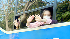 391 Afghans evacuated by S. Korea relocate to Yeosu for four months of cultural assimilation