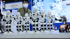 2021 Robot World exhibition kicks off in South Korea to show latest industry trends