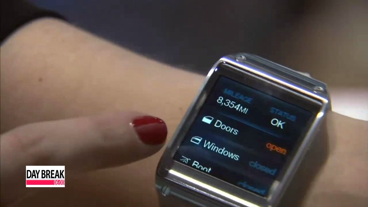 IT industry banks on wearables and Internet of Things in 2014