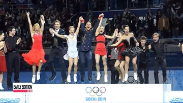 Sochi 2014: Russia wins gold in figure skating's first team event