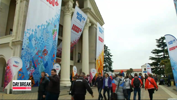 Olympics and the city: Sochi at the moment