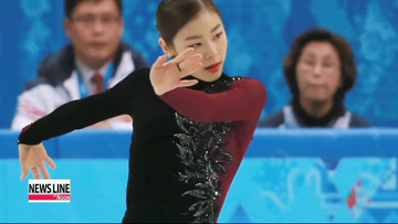 Korea's figure skating queen Kim Yu-na wins Olympic silver in Sochi