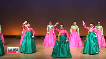 Buddha statues and Korea's favorite song on stage in performances this weekend