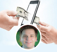 A combination of finance and technology: FinTech America's mobile transaction system