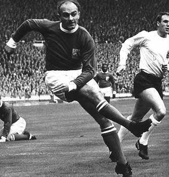 Football Legends from Around the World - Spain - Part 1 - Alfredo Di Stefano