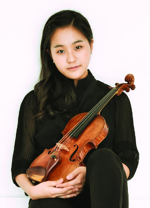 Ji Young LIM_Violinist_Korean Classical Musician