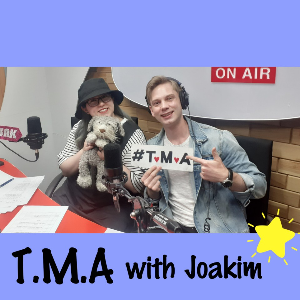 [T.M.A] With joakim!