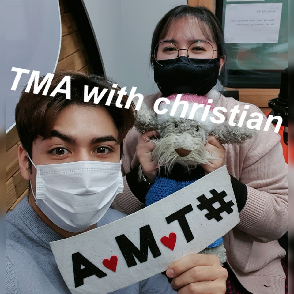 [T.M.A] With Christian!