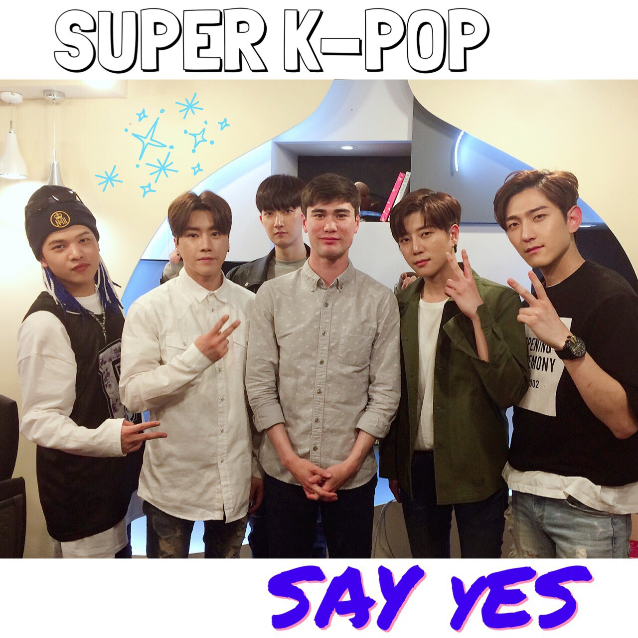 K-star & Live : Say Yes