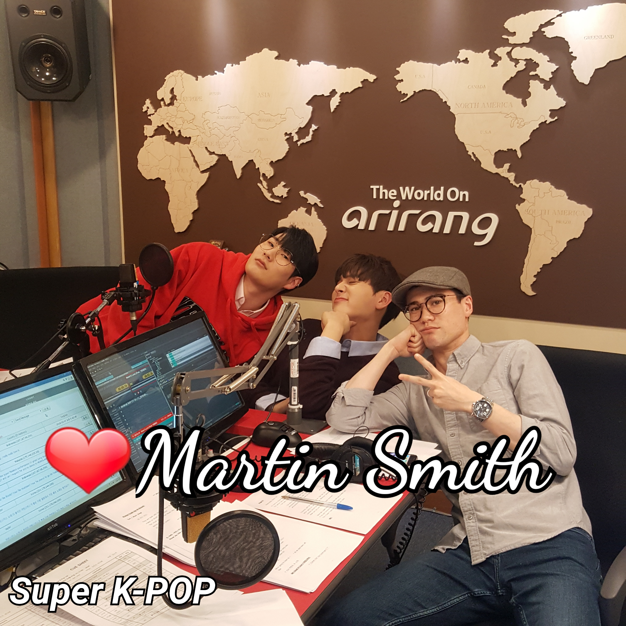 MUSIC STAGE : Martin Smith