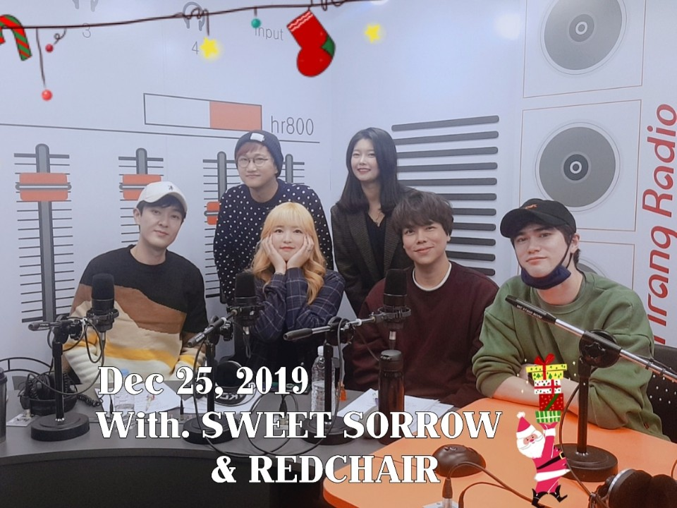 MUSIC STAGE : SWEET SORROW  &REDCHAIR