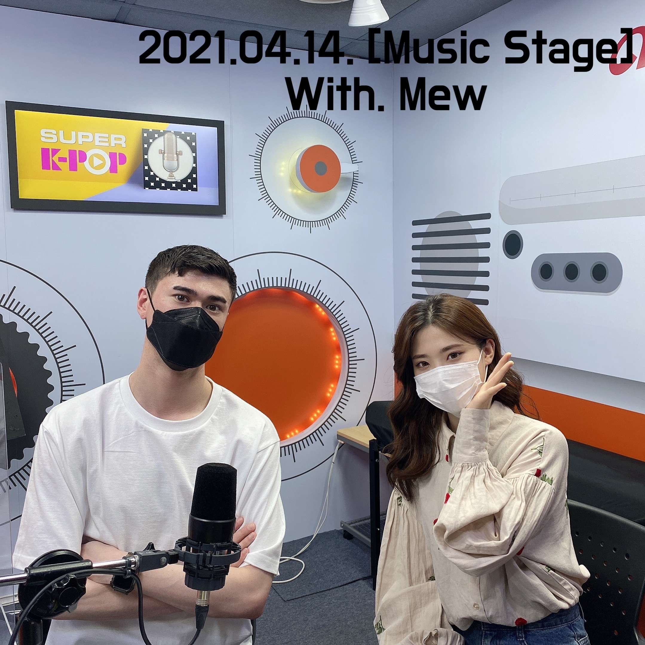 MUSIC STAGE : Mew