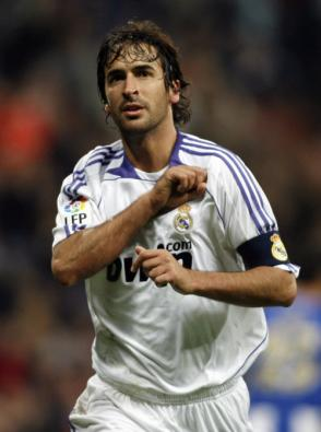 Football Legends from Around the World - Spain - Part 2 - Raul Gonzalez