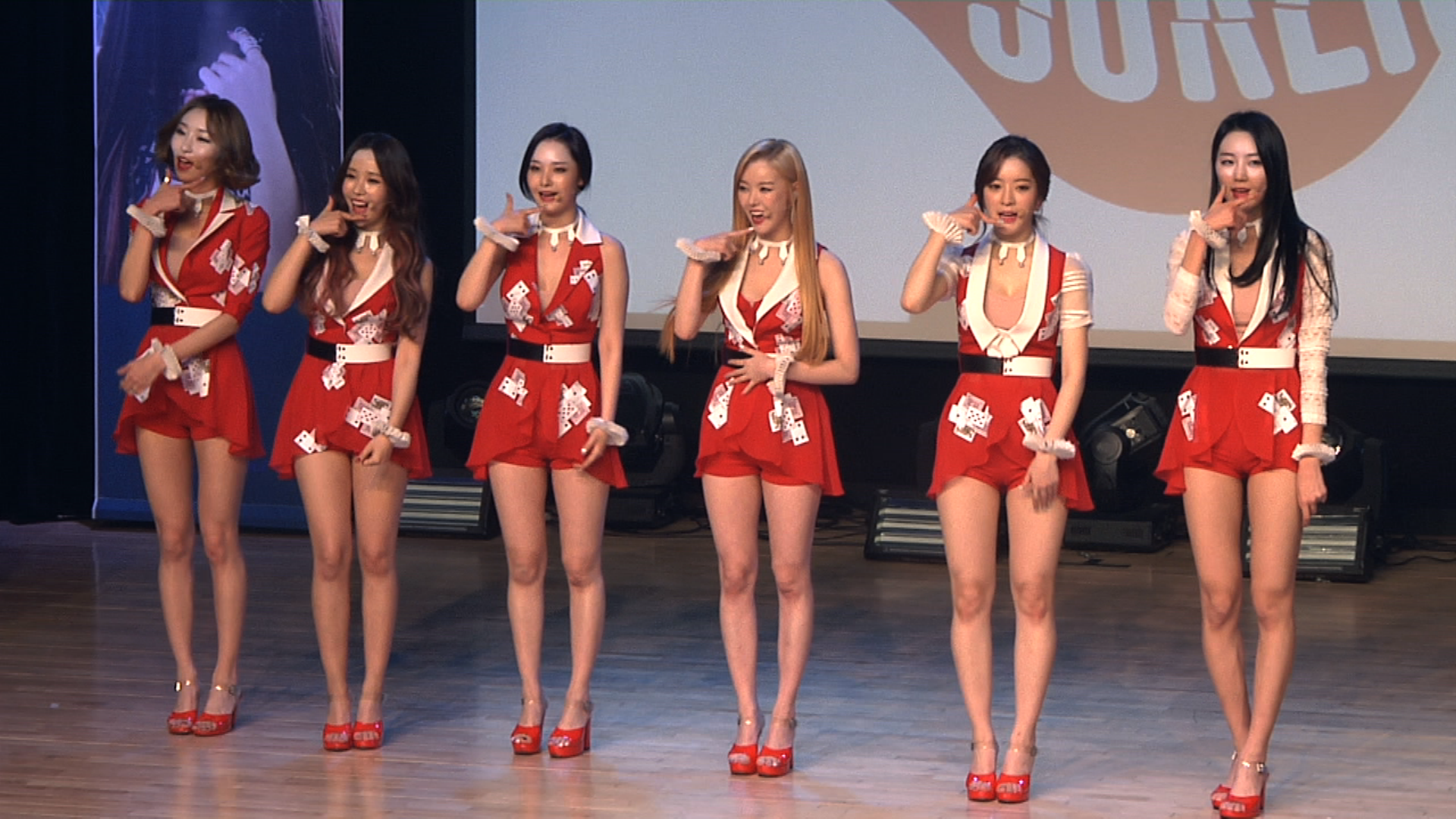 #1080 Showcase of Girl group 'Dal Shabet'