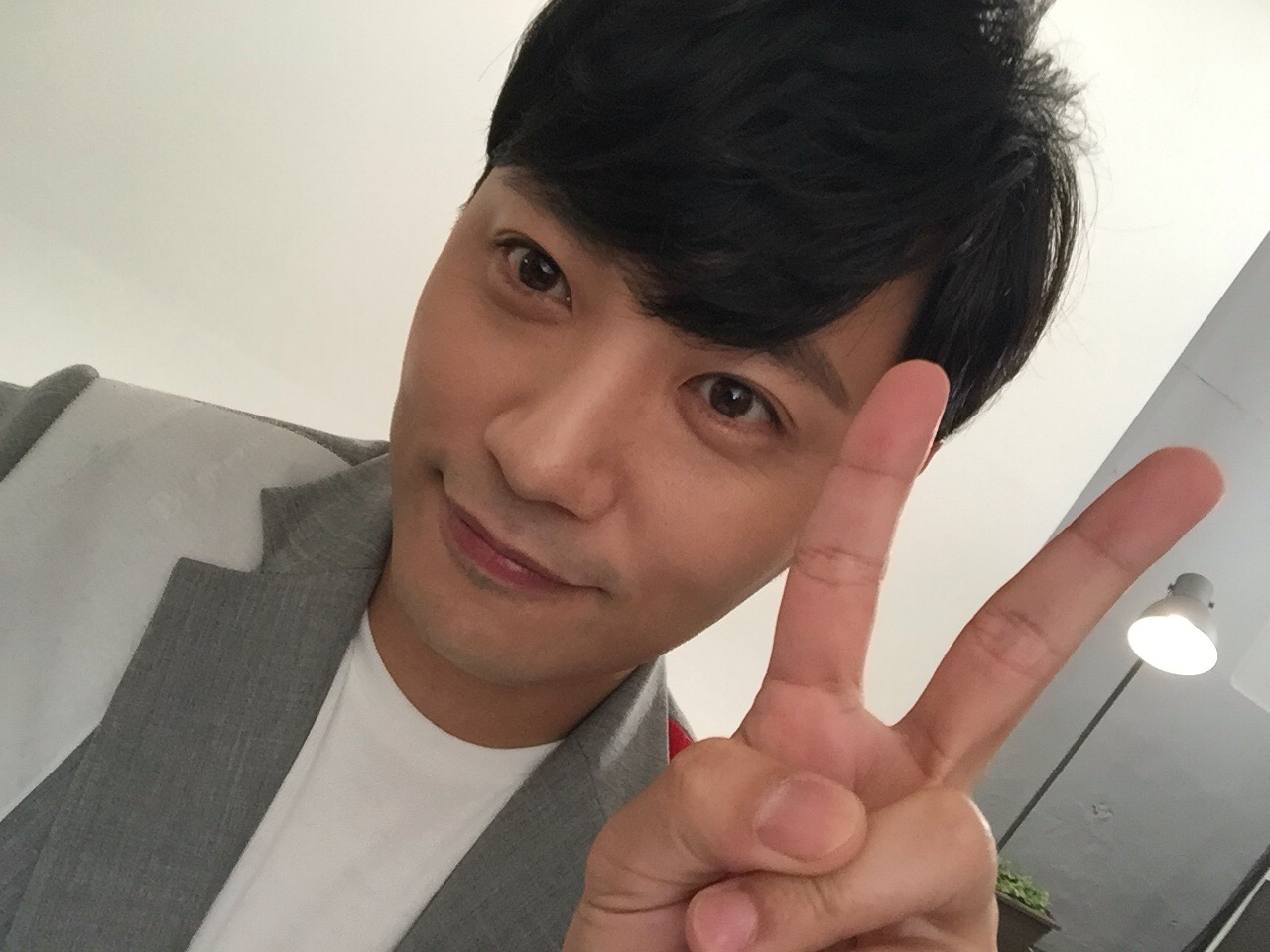 Actor Jin Goo on Exclusive Date