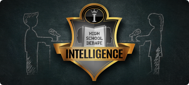 Intelligence-High School Debate