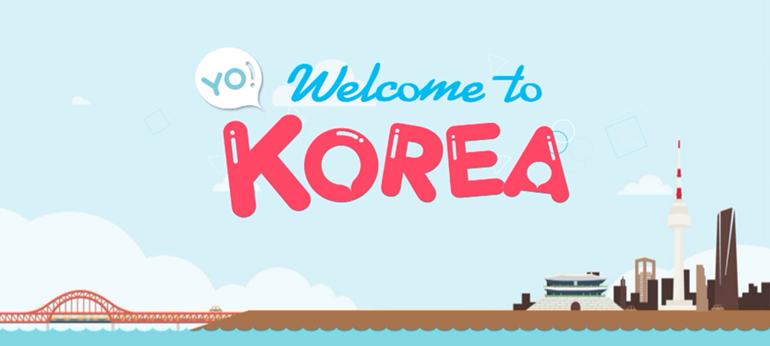 Yo! Welcome to Korea