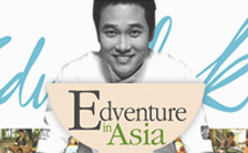 Edventure in Asia