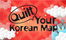 Quilt Your Korean Map