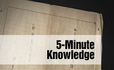 5-MINUTE KNOWLEDGE