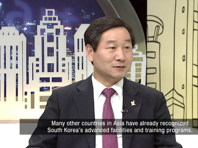 Heart to Heart : 2014 Incheon Asian Games - Yoo Jeong-bok, Mayor of Incheon