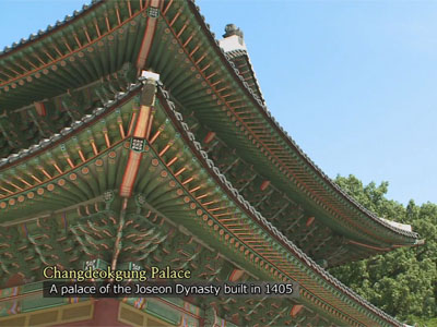 The Grand Heritage Ep6 Injeongjeon hall