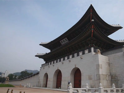 The Grand Heritage Ep11 Gwanghwamun Gate