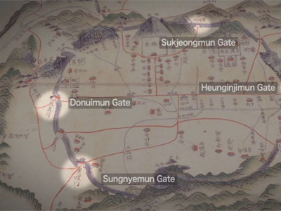 The Grand Heritage Ep17 Namhansanseong Fortress