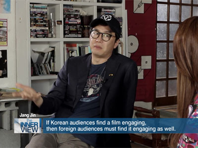 The INNERview Ep156 Jang Jin, a multi-talented film director and screenwriter