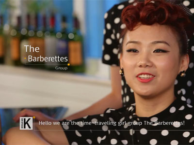 ONSTAGE K Ep4 The Barberettes