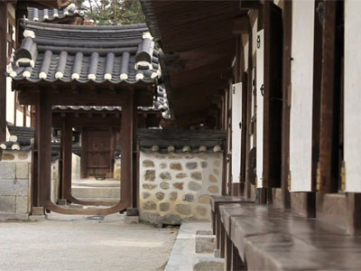 The Grand Heritage Ep23C1 Seon-gyojang House